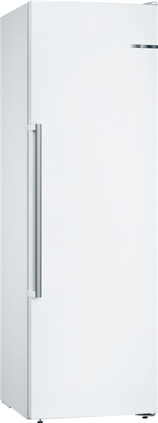 Bosch GSN36AW3P - Congelador Vertical 186 x 60 cm A++ NoFrost Side by side