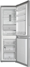 Hotpoint XH8T3UX - Frigorífico Combi 189x60cm NoFrost A+++ Inox