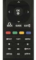 TmElectron CTVLG01 - Mando a Distancia Compatible con LG Smart TV
