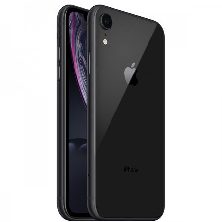 Apple iPhone XR - 64 GB negro