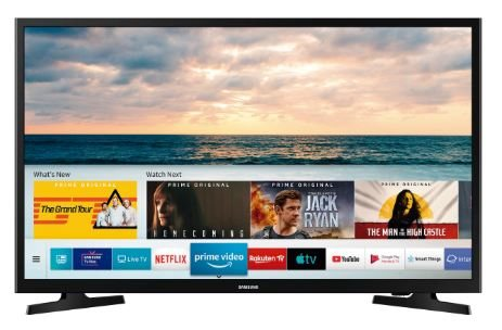 "Samsung UE32N4300AKXXC - Televisor LED 32"" HD Ready Smart TV Wi-Fi"