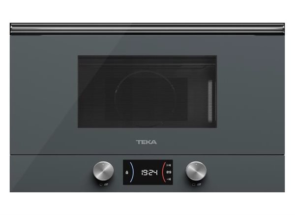 Teka 112030002 - Microondas integrable ML 8220 BIS L ST con gril abatible