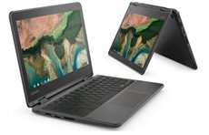 "Lenovo 81FY0008SP - Portátil Flexible 300E Chromebook 2 en 1 11.6"" Negro"