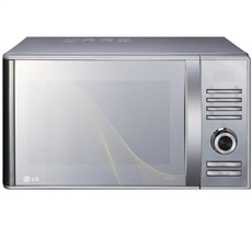 Microondas Lg MH6883BAK 900W 28 Litros I-Wave Easy Clean Eco On