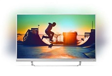 Philips 49PUS6482 - Televisor 4K Ultraplano Android TV con Ambilight en 3 lados