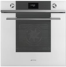 Smeg SF6101VB - Horno Ventilado 60 Cm Clase A Display LED Blanco
