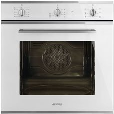Smeg SF64M3VB - Horno Multifunción 60 Cm Clase A Ever Clean Blanco