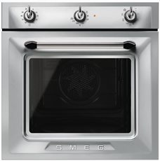 Smeg SF6905X1 - Horno Multifunción 60 Cm Clase A Fresh Touch Inoxidable