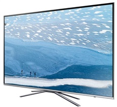 Televisor Led Samsung UE55KU6400 Plano Smart Tv, Wifi