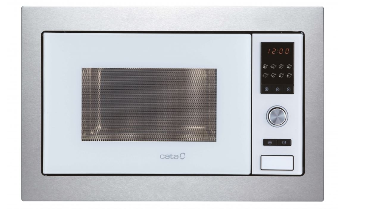 Cata 07510002 - Microondas integrable MC 28 D WH 28 litros 60cm Blanco - Zoom
