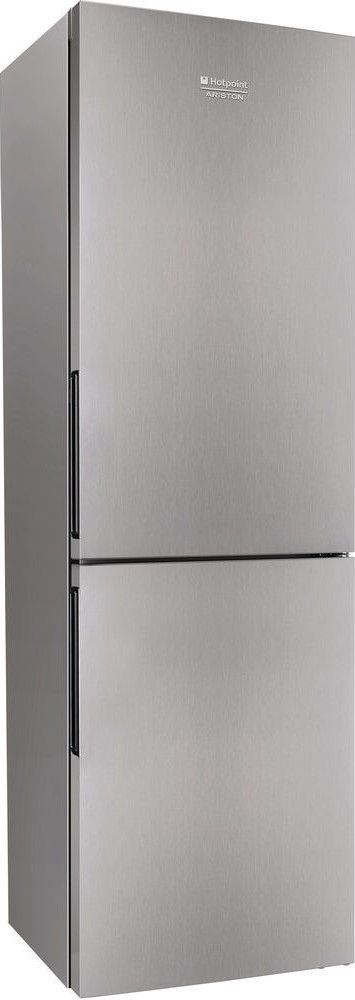 Hotpoint XH8T3UX - Frigorífico Combi 189x60cm NoFrost A+++ Inox - Zoom
