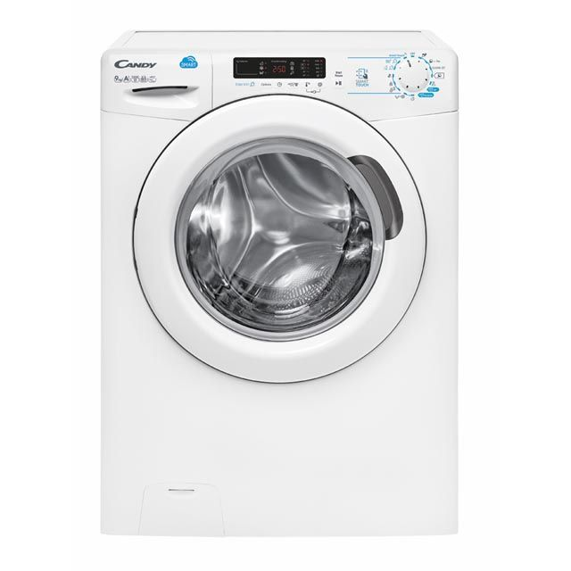 Candy CSS1292D3S - Lavadora 9Kg 1200rpm Clase A+++ Smart Touch Blanco - Zoom